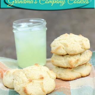 Grandmas Company Cookie