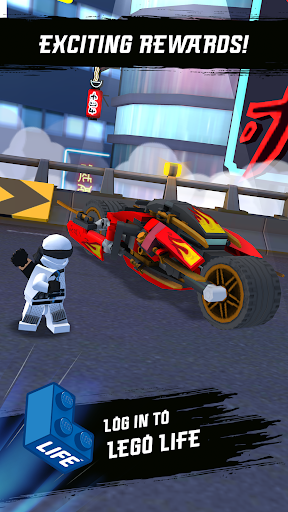 LEGO® NINJAGO®: Ride Ninja 20.5.430 screenshots 1