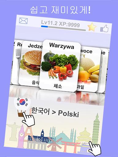 의 플래시 카드와 함께 폴란드어 배우기 무료