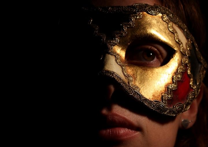 Maschera di Cartapesta di daviderm