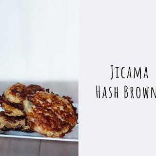 Jicama Hash Browns