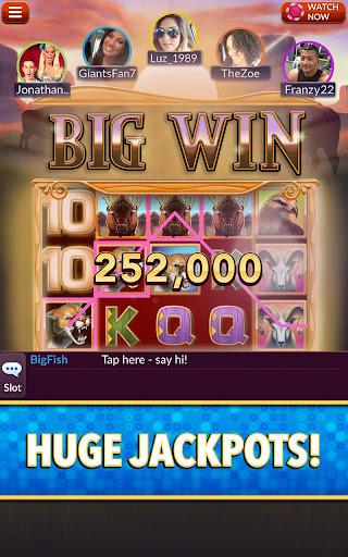 Big Fish Casino u2013 Play Slots & Vegas Games  screenshots 8