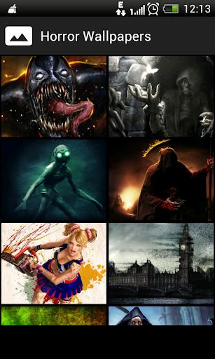Horror HD Wallpapers
