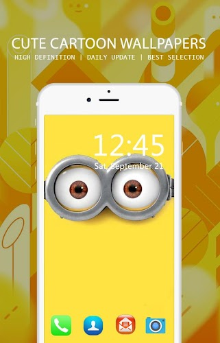 Minion Wallpapers Hd On Google Play Reviews Stats