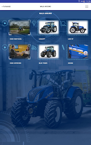 New Holland Ag. T6 range App screenshot 6