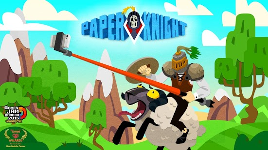 Paper Knight (Unreleased)- screenshot thumbnail