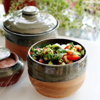 Israeli Chopped Salad