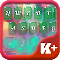 Glow Keyboard Theme icon
