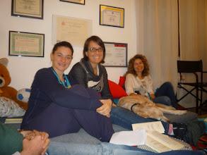 Photo: Lucetta, Alessandra, Musetta e Paola