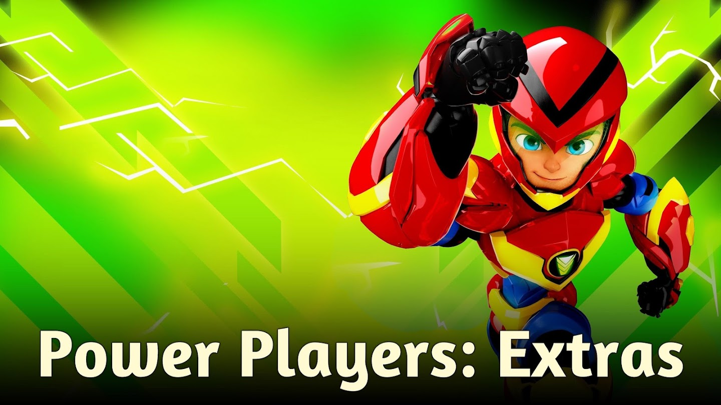 Power Players: Extras