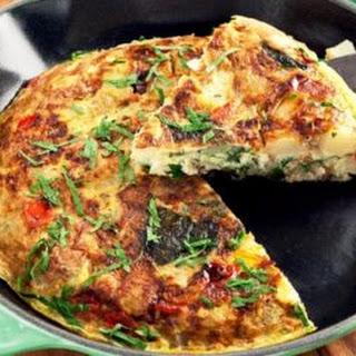 New Recipe Fromage Potato Frittata