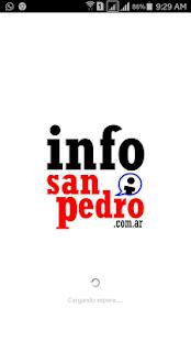 Info San Pedro - náhled