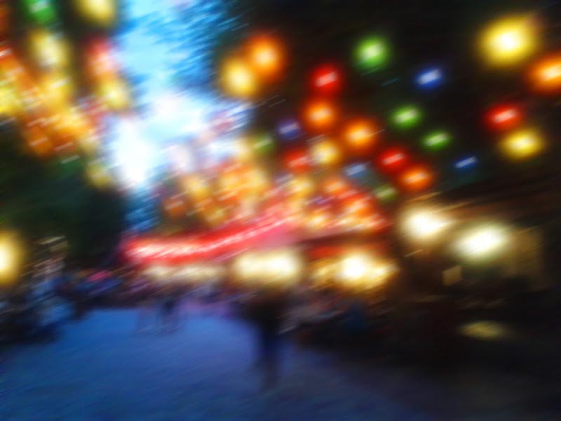 La luce crea il colore di _Chiara_