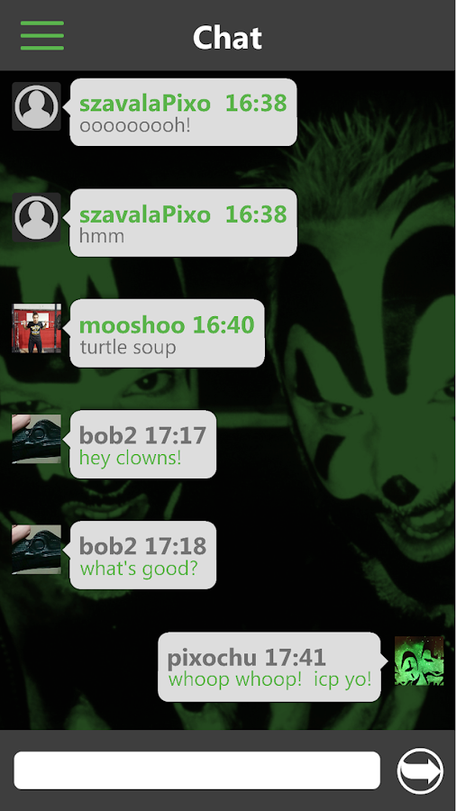 ICP- screenshot