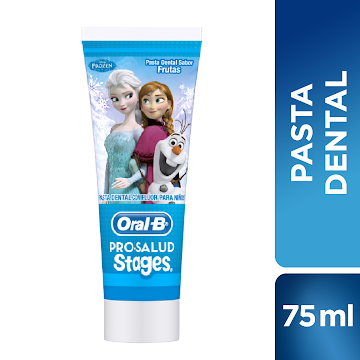 Crema Dental Oral-B Pro-Salud Stages Frozen 100 g