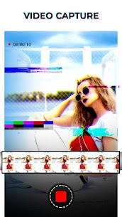 Glitch Video Star Effects – Vinkle Video Editor 2