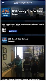 SDCSecurity - náhled