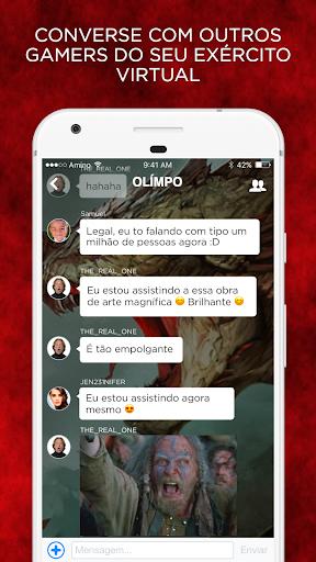 Olimpo Amino para God of War em Portuguu00eas 2.2.27032 screenshots 2
