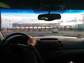 Photo: Pustili mě zpátky přes hranice!