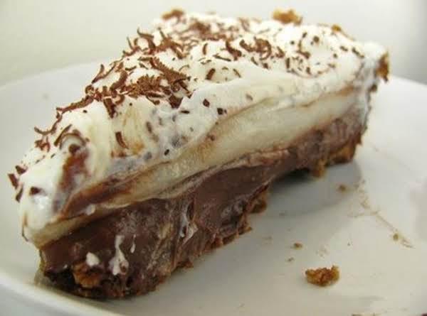 Chamoritamomma's Chocolate Haupia Pie