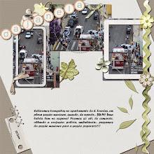 Photo: Girls Talk Full Kit by Kokon Project 52 March Alphas by Brine Designs Font Forte PS CS2