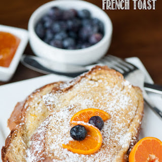 Baked Challah French Toast Recipe