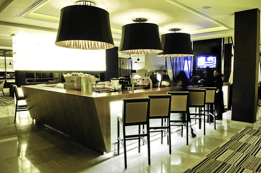 The Island Bar at the Southern Sun Hyde Park. Picture: SUPPLIED
