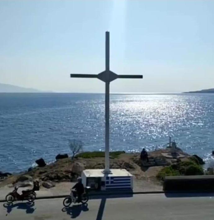 Αποτέλεσμα εικόνας για Ο Σταυρός, σημάδι είναι των πιστών και φόβος των δαιμόνων!