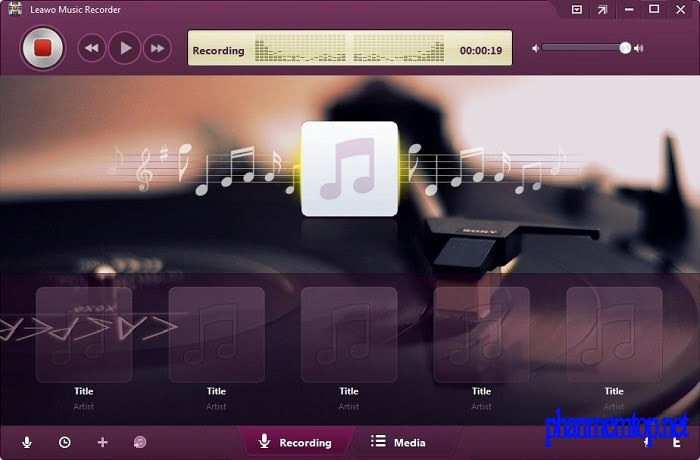 Leawo Music Recorder Free Download