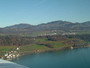 Photo: Another lake in Switzerland http://www.swiss-flight.net