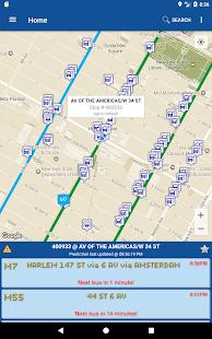 NYC Transit MTA Live