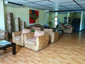 Photo: Lobby of our home in Cabanatuan City, Nueva Ecija
