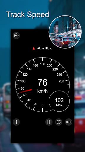 Speedometer - HUD, GPS, Odometer 5.0.1 screenshots 1
