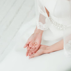 Wedding photographer Kristina Bilusyak (Kristin). Photo of 30.09.2017