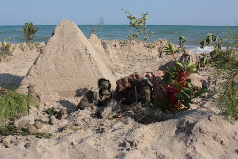 presepe di sabbia di paolocr