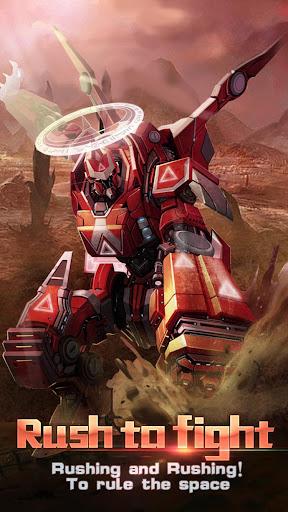 X-robot rangers