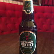 Keith's I.P.A. Bottle 341ml