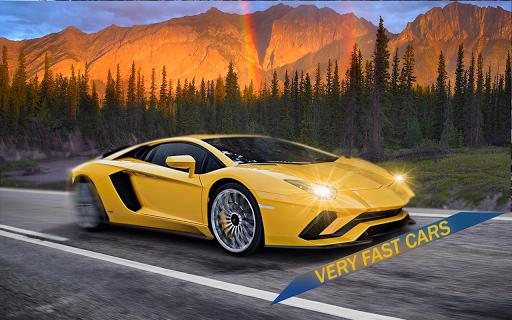 Extreme Lamborghini Sim 2: Car racing game 1.0 screenshots 2