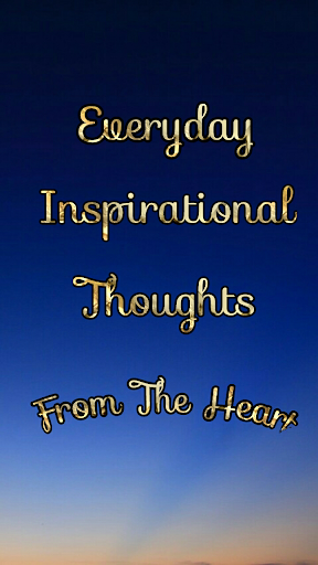 PC u7528 Everyday inspirational thoughts from the heart 1