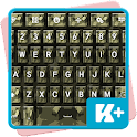 Army Camouflage Keyboard icon