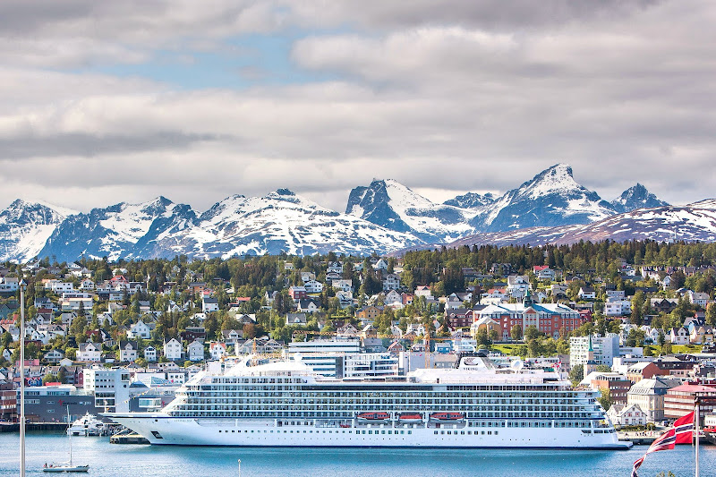 Cruise on Viking's new ocean ship, Viking Sea, for breathtaking views in the Baltic Sea region.