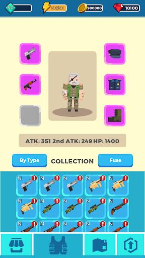 Zombie Shooter: Last Survivor in the Dead City 0.1.2 screenshots 4