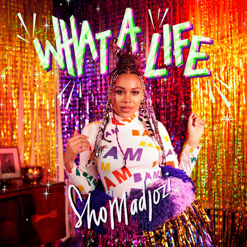 Sho Madjozi releases 'What A Life' EPP