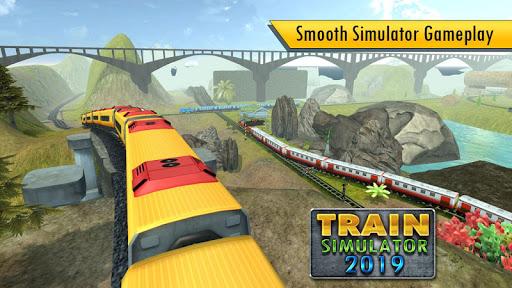 Train simulator 2019 - original free game screenshots 2