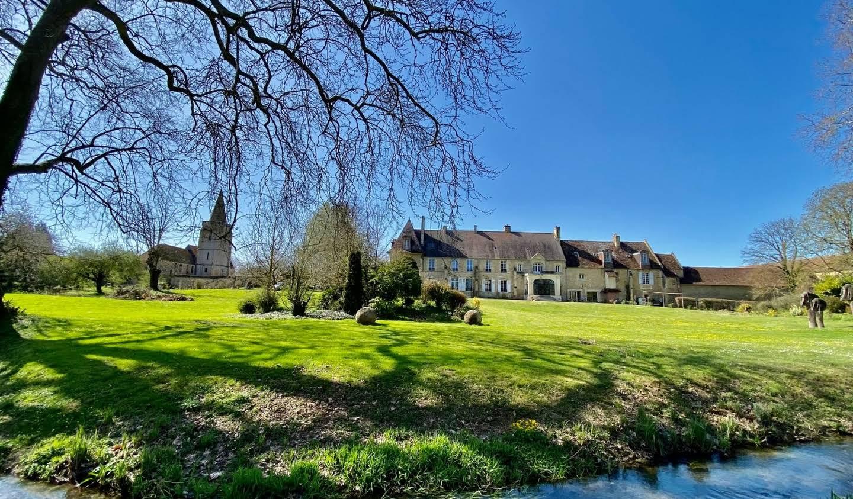 Château Saint-Pierre-sur-Dives