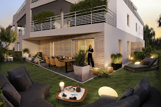 Appartement Prévessin-Moëns (01280)