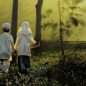 by Abus  Salim - Babies & Children Children Candids