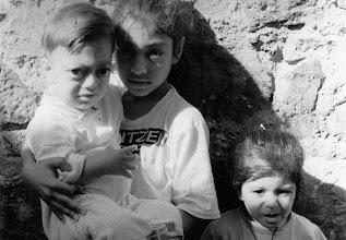 Photo: Children, Diyarbakir, 2003