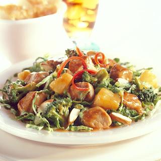 Tropical Stir-Fried Pork Tenderloin.