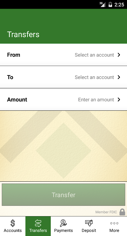 BankFirst Mobile- screenshot